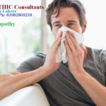 Homeopathic Treatment for Pollen Allergy, flu, sneezing, nose running and blockage