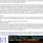 Homeopathic Treatment for Hypothyroidism – Feedback from Denmark